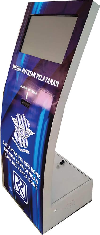 toko mesin antrian online display