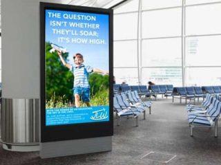 Digital Signage Display dan Kegunaannya